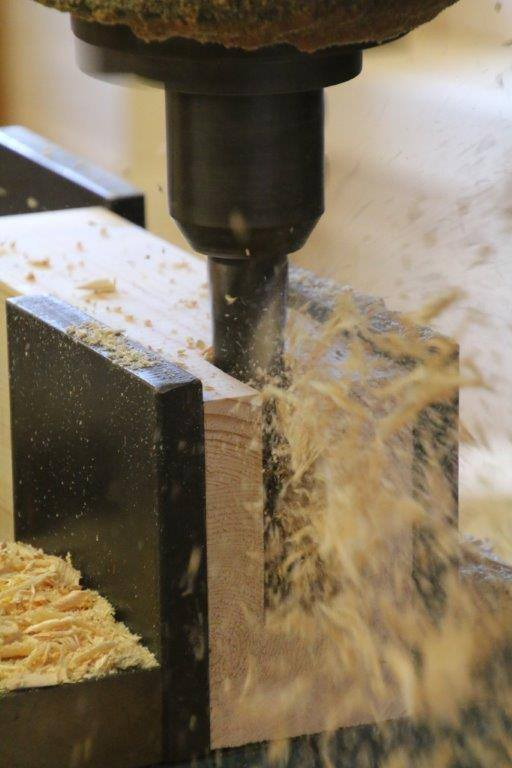 Making corbells